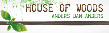Grafisch Werk - Logo House of Woods